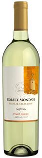 Robert Mondavi Pinot Grigio Private Selection 2014 750ml